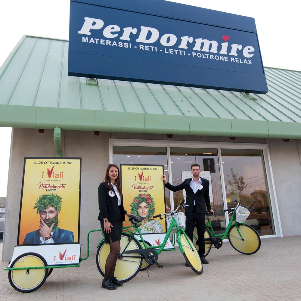 PerDormire - Centro Commerciale I Viali