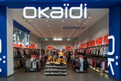 8361d386c387 Okaïdi – Centro Commerciale I Viali